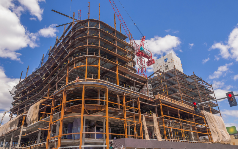 How We Ensure Quality While Building Commercial Construction Projects?
