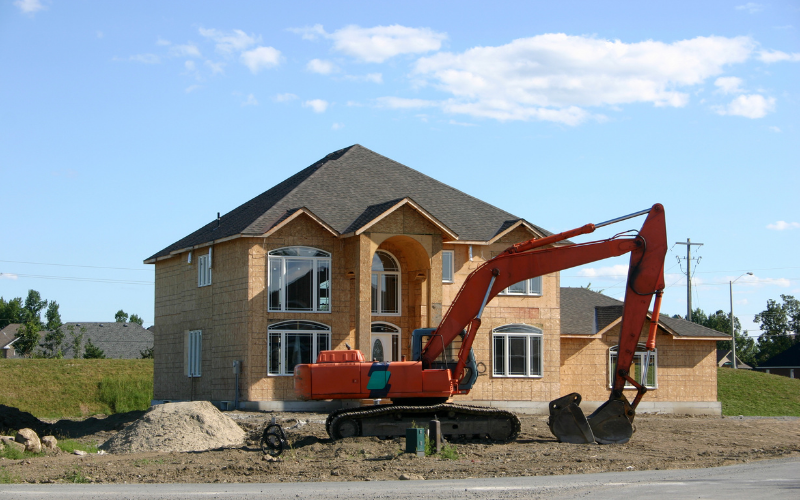 Get Smart & Safe Residential Construction Services in Mississauga